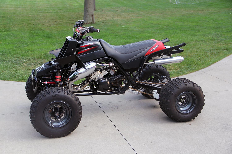 For Sale - 99 Banshee 421 Cub Motor - Completely Rebuilt